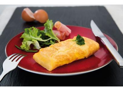 omelette-bacon