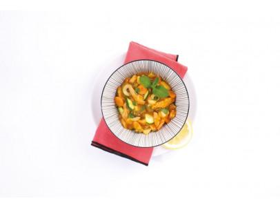 poulet-à-la-marocaine