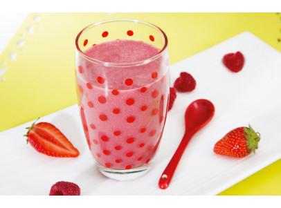 smoothie-saveur-fruits-rouges
